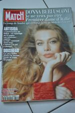 revue PARIS MATCH n°2342 DE 1994- CABU-KIM BASINGER-ALEC BALDWIN-DOISNEAU