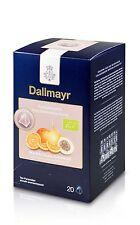 Dallmayr Tee Pyramide Maracuja/Orange BIO 4 x 20 Beutel á 4,0 g