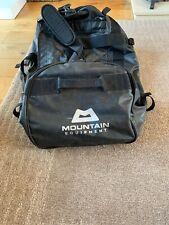 mountain equipment kit bag