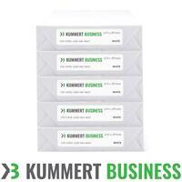 Premium Kopierpapier 2500 Blatt DIN A4 Hochweiß Copy Papier Laser Druckerpapier