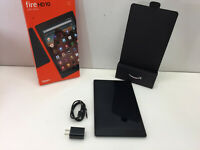 Amazon Fire HD 10 (9th Generation) 32GB, Wi-Fi, 10.1in - Black