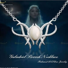 Hot Film The Hobbit Fairy Queen Lord of The Rings Galadriel Pendant necklace New