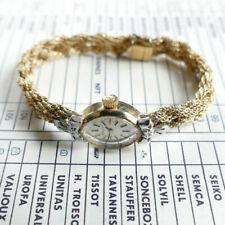 Mathey Tissot Ladies Mesh Bracelet Wristwatch - Swiss Made