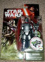 "BRAND NEW STAR WARS EPISODE 7 THE FORCE AWAKENS 3.75"" Captain Phasma FIGURE"
