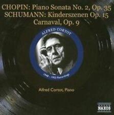 CHOPIN & SCHUMANN, Sonata, No. 2, Op. 35 / Kinderszenen Op. 15 / Carnaval, Op. 9