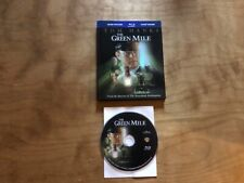 The Green Mile Blu ray*Castle Rock Ent*Digibook*Top Hanks Classic*