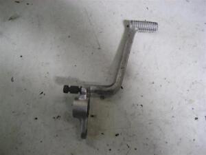 1. SUZUKI GSX 1300 R HAYABUSA GSX-R BREMSPEDAL BREMSHEBEL UNTEN BRAKE PEDAL