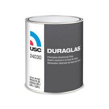 1 Gallon Usc Duraglas Fiberglass Reinforced Auto Body Filler 24030 - Car Repair