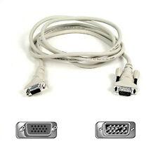 Belkin PRO Series VGA Extension Cable - mâle/femelle - 25 pieds longueur gris