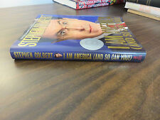 I Am America Stephen Colbert & Writers SIGNED by 15 HC 2007 FREE SHIP