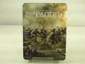 The Pacific DVD's The Complete Series in Steelbox  Used