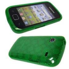 caseroxx TPU-Hülle für Samsung S5660 Gio in grün aus TPU