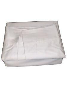 Queen Bamboo Cotton 400 Thread Count Flat Sheet