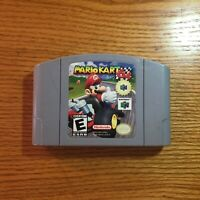 Mario Kart 64 Nintendo 64 (N64) - Authentic Game Cartridge
