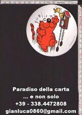 ADESIVO STICKER (Gatto Isidoro - 1983 Mc Naught. Synd. - rif. B)
