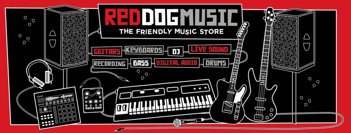 Red Dog Music UK