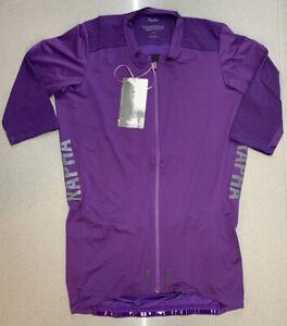 Rapha Pro Team Aero Jersey Dark Purple Size XX Large Brand New With Tag