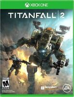 Xbox One Titanfall 2 with Bonus Nitro Scorch Pack DLC Video Game NEW