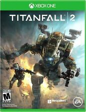Titanfall 2 (Xbox One) EXCELLENT CONDITION SHIPS FAST W CASE & GAME & INSERT