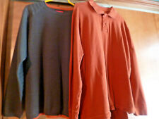 Lot of 2 Men's SONOMA Shirt and UNION BAY sweater Extra Large