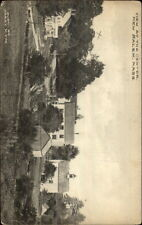 New Salem MA View at the Center c1910 Postcard