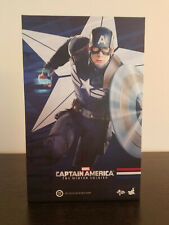Captain America Marvel Hot Toys 1/6th Figure The Winter Soldier MMS242 New