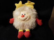 "New Listing1983 Rainbow Brite Twink Sprite Plus Body w Rubber Face 12"" tall"