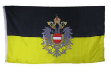 3x5 Mit Wappen Austria-Hungary 1867-1915 Rough Tex Knitted Flag 3'x5' Banner