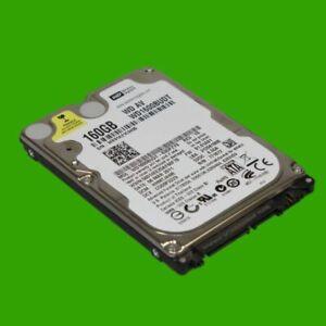 """Festplatte Western Digital W1600BUDT 160 GB SATA  6,4 cm (2,5"""") WD HDD"""
