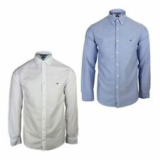 Tommy Hilfiger Oxford Collared Casual Shirts & Tops for Men