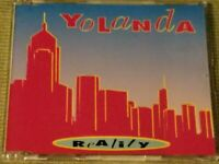 REALITY YOLANDA RARE OOP 6 MIX IMPORT CD FREE SHIPPING