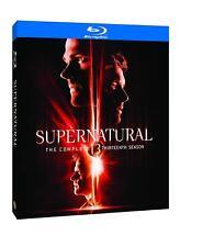 Supernatural: Season 13 [4x Blu-ray ] *NEU* Staffel 13 ENGLISCH