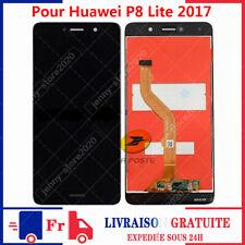 ECRAN COMPLET POUR HUAWEI P8 LITE 2017 VITRE TACTILE + ECRAN LCD NOIR ASSEMBLÉE