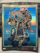 Super Bowl Liv Program Book
