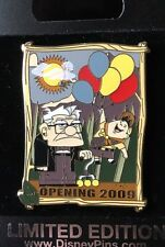 Disney Pin 69309 Pixar Up - Opening Day 2009 Carl & Russell