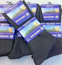 12x Hommes Designer Chaussettes Riche en Coton Design Smart Travail Costume Chaussettes Taille 6-11