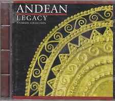 ANDEAN LEGACY - various artists CD