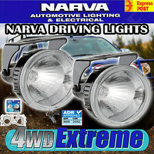 NARVA 71830 DRIVING LIGHT LIGHTS LAMP KIT BEAM NEW 55W 55 WATT COMPAC 80 12V