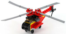 Lego helicópteros, longitud 13 CM, nuevo