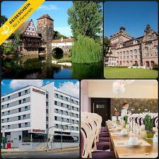 3 Tage 2P Nürnberg 3★S Hotel Zentrum Kurzurlaub Hotelgutschein Kurzurlaub Reise
