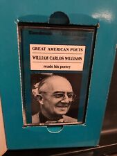 William Carlos Williams - Reads His Poetry Cassette