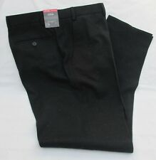 MEN`S MARKS AND SPENCER LIMITED EDITION BLACK TROUSERS WITH GREY FLECK W 36/33