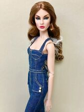 FASHION ROYALTY NU FACE EYE CANDY RAYNA AHMADI NUDE DOLL LIMITED EDITION 12""