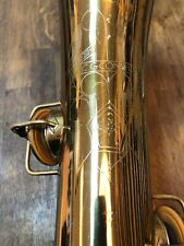 Conn transitional tenor saxophone