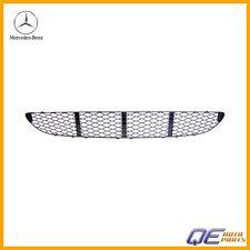 Front Bumper Cover Grille E Class Genuine For: Mercedes W211 E320 E500 E350