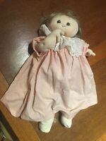 One of a Kind Artist Doll by Jan Shackelford, Vintage 1995