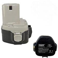 HQRP Battery for Makita 1050D, 1050DA, 1050DRA, 1050DWA, 1050DWD Cordless Drill