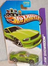 2013 HOT WHEELS '07 Ford Mustang Col. #229/250 HW SHOWROOM