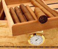 8oz Cigar Humidor Humidifying Crystals Beads Gel Humidity Control Made in USA