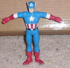 1989 Captian America Bendi by Just Toys